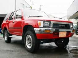 ハイラックスサーフ SSR-Xリミテッド